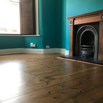 Project in Walthamstow area